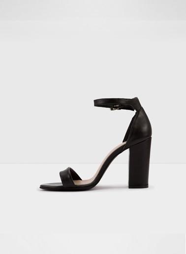 Aldo Jerayclya-Tr - Siyah Kadin Topuklu Sandalet Renkli